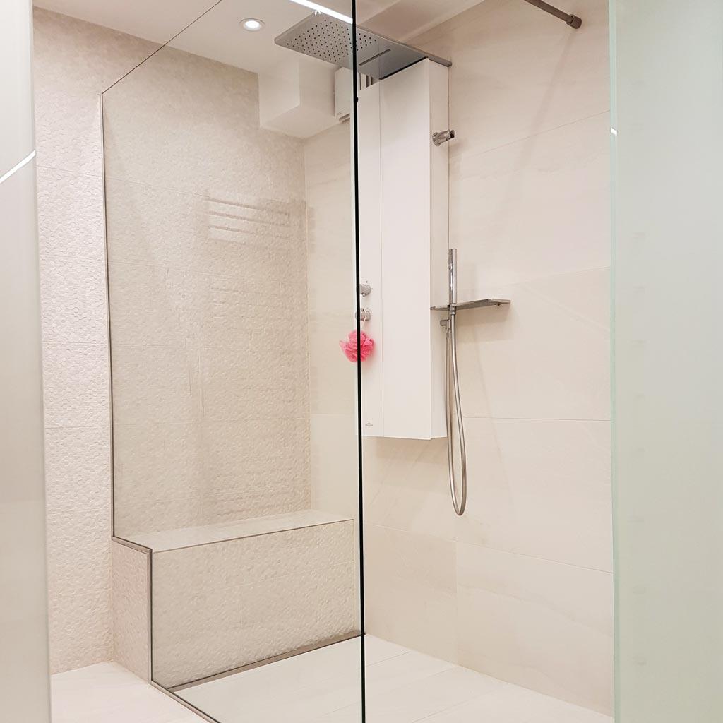 Salle de bain Senningerberg
